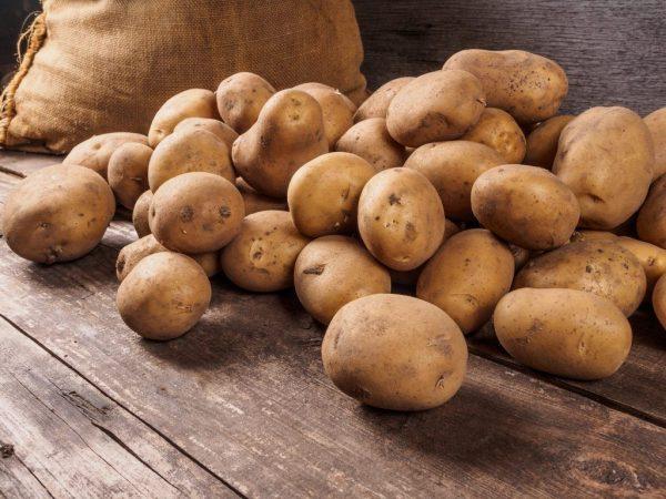 Картошка должна быть цельной