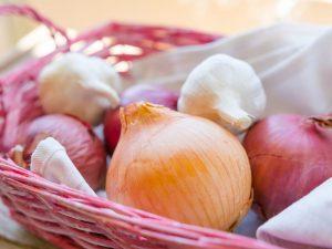 Подкормки для чеснока и лука