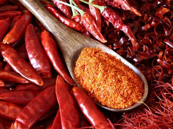 Полезные и вредные свойства перца Чили