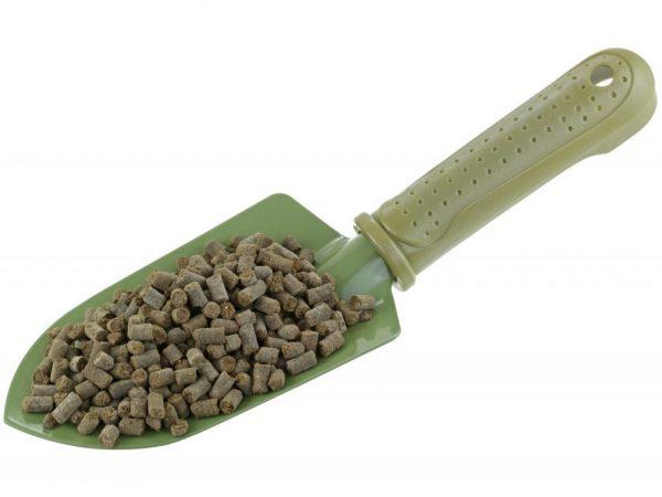 Удобрение в виде гранул имеет много преимуществ