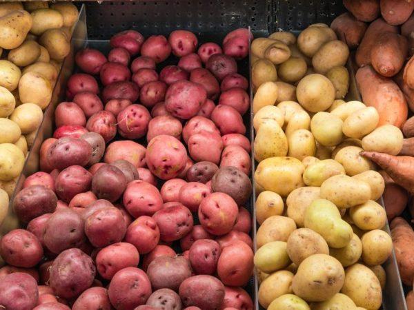 Выбирайте качественный картофель