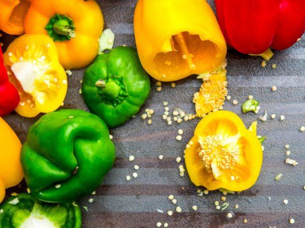 Правильное замачивание семян перца перед посадкой
