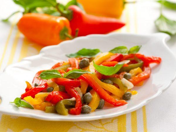 Лучшие сорта салатного перца для Урала