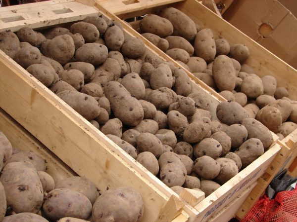 Картошка пользуется спросом