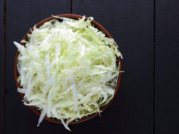 Из капусты можно приготовить много блюд