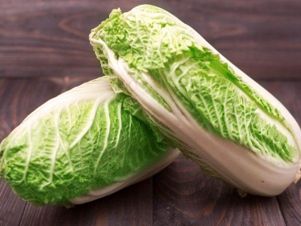 Диетические свойства пекинской капусты