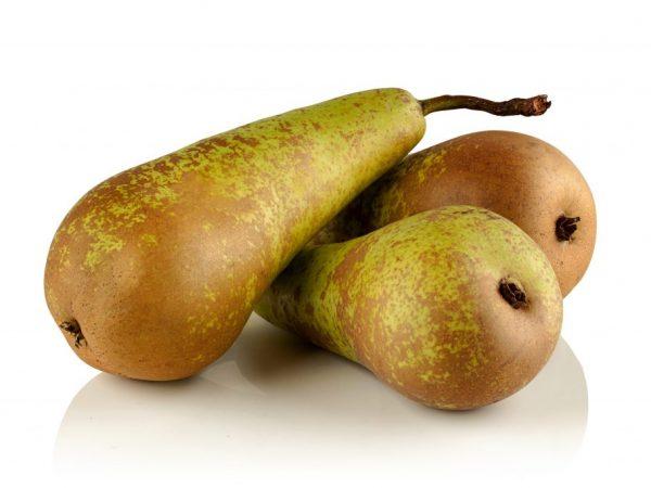 Вкусная и полезная груша