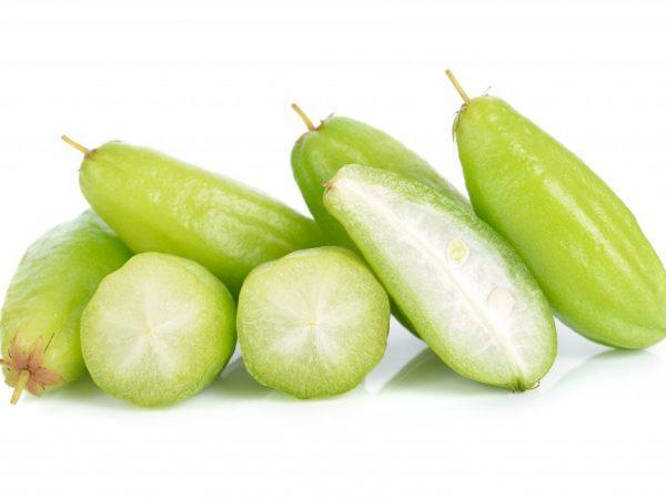 Из плодов делают лимонад