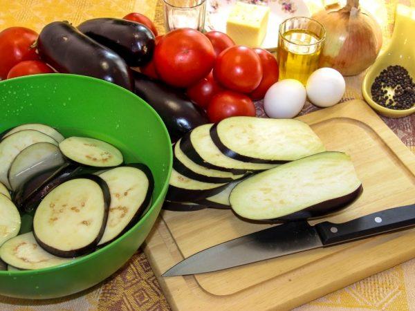 Солёная вода избавит овощ от горечи
