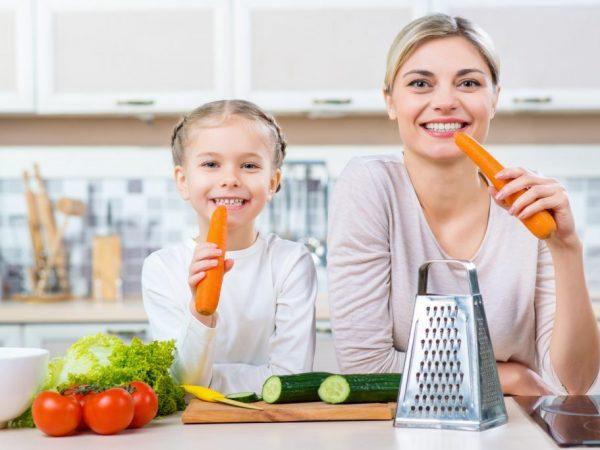 Аллергия на морковь у детей и взрослых