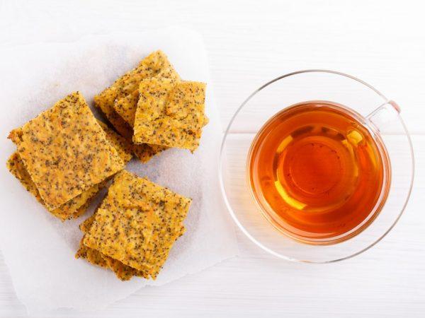 Польза и вред морковного чая