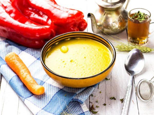 ай делают из сушеной и свежей моркови