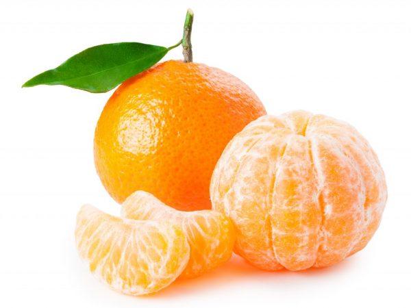 Клементины содержат много витаминов