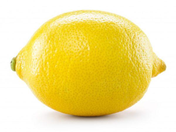 Происхождение лимона