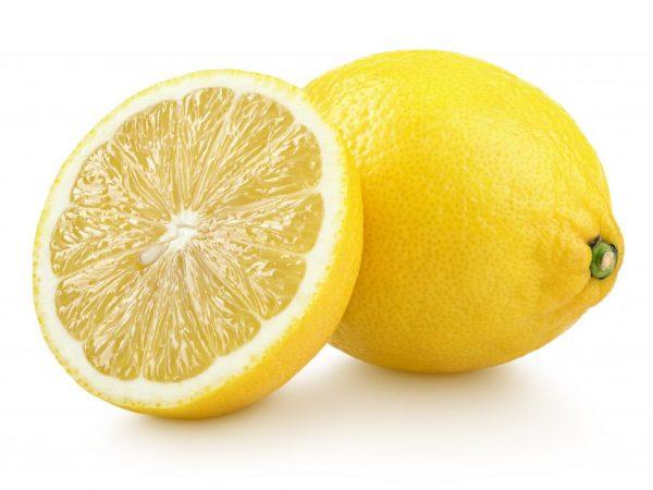 Лимон богат витаминами