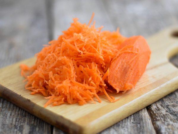 Тёртая морковь сулит проблемы