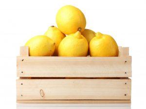 Хранение лимона в домашних условиях