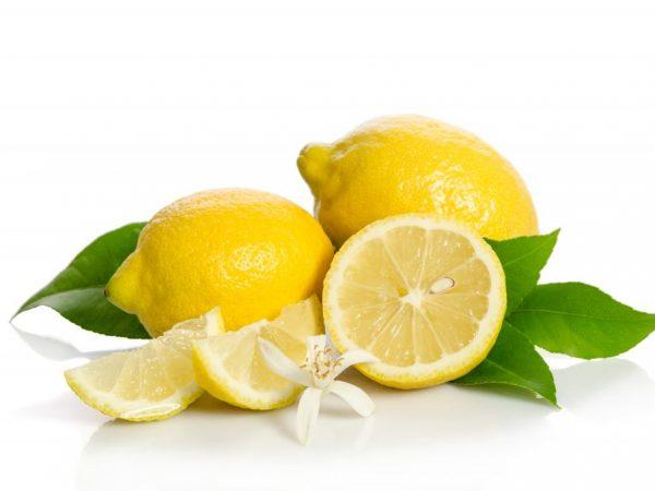 Лимонный напиток оказывает положительное действие на организм