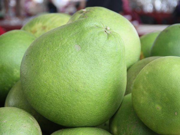 От спелого плода идёт аромат