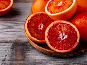Сорта красного апельсина