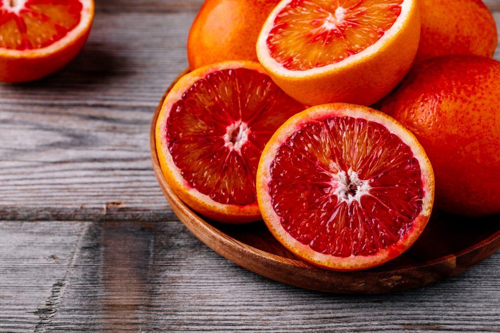 Красный сицилийский апельсин — Цветы365