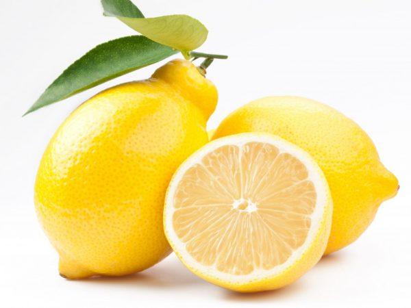Лимон может вызвать аллергию
