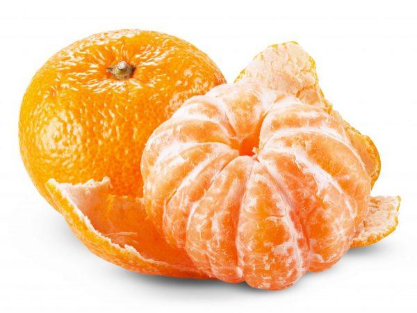 При обострении заболевания мандарины запрещены