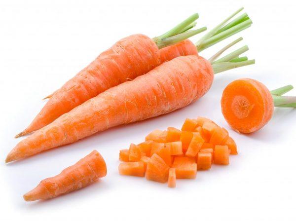 Польза моркови для зрения