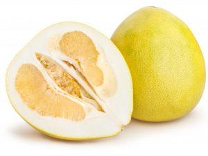 Польза и вред фрукта помело