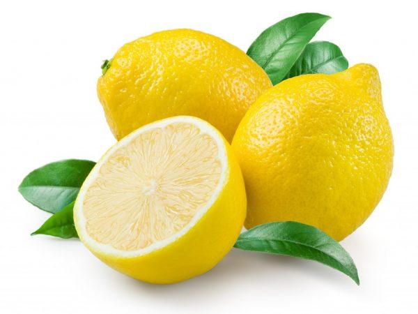 Лимон с имбирём очищает бронхи
