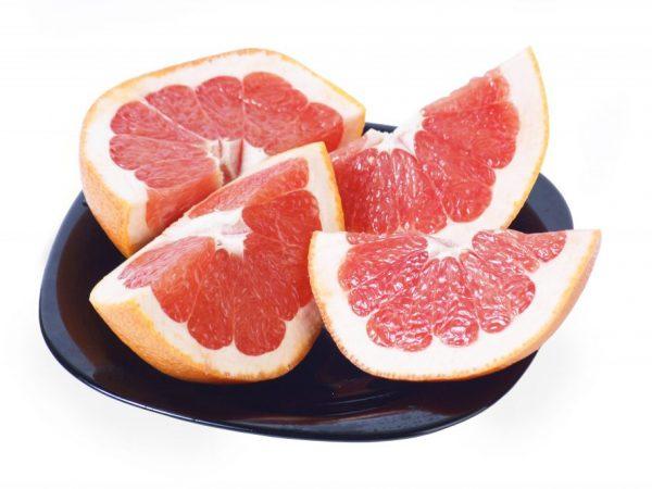 Детям грейпфруты можно давать после года