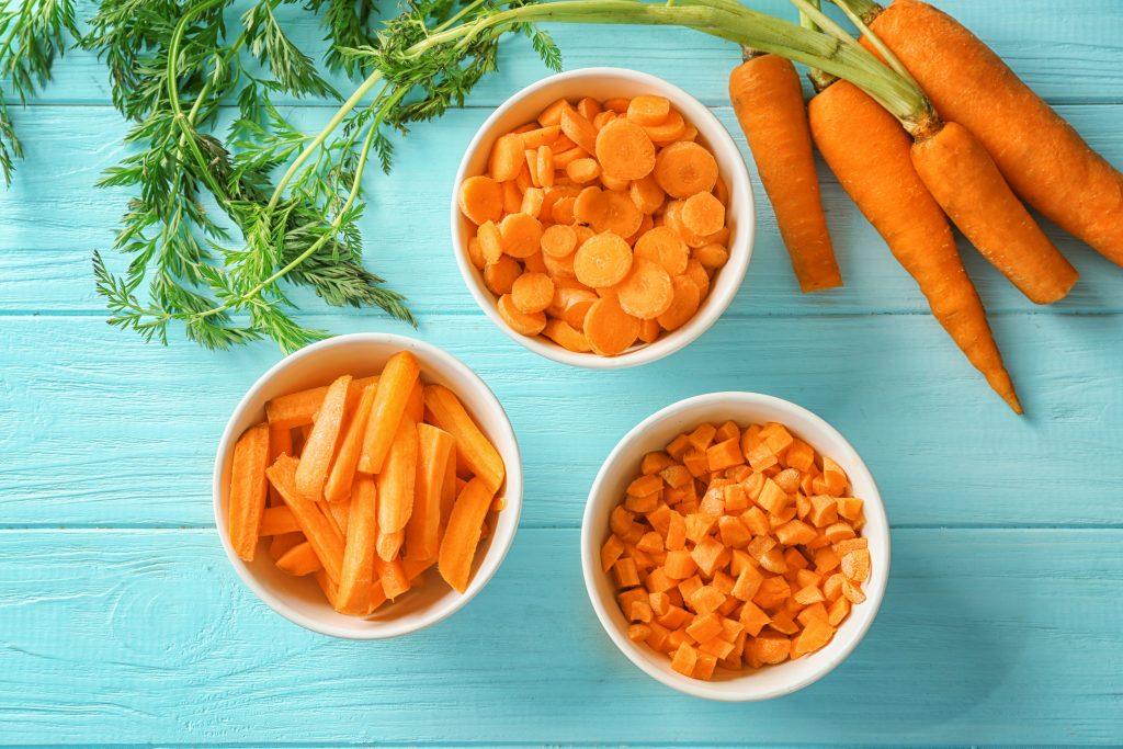 Чем Морковь Полезна При Диете.