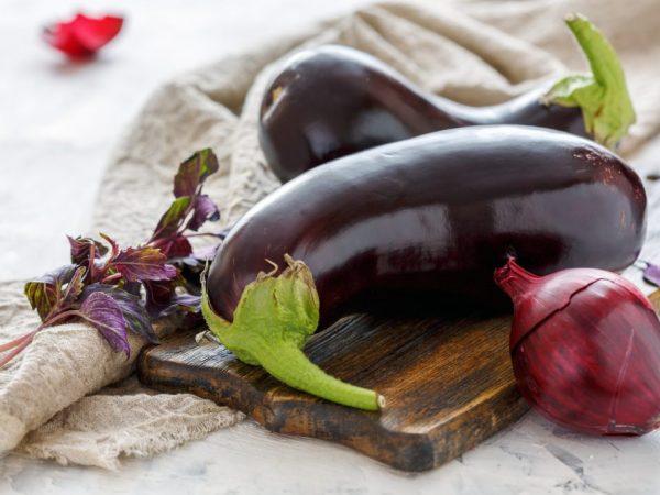 Баклажаны могут понизить холестерин