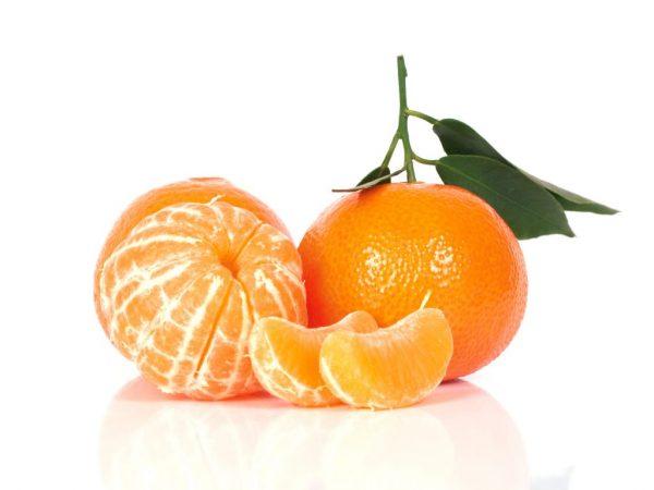 На мандаринах можно устроить разгрузочный день