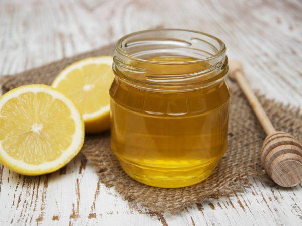 Мёд с лимоном нормализует кровяное давление