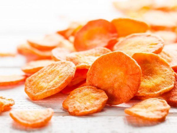 Сушить морковь не сложно
