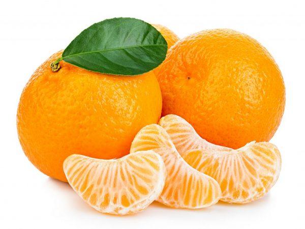 Кожура мандарина снимает воспаления