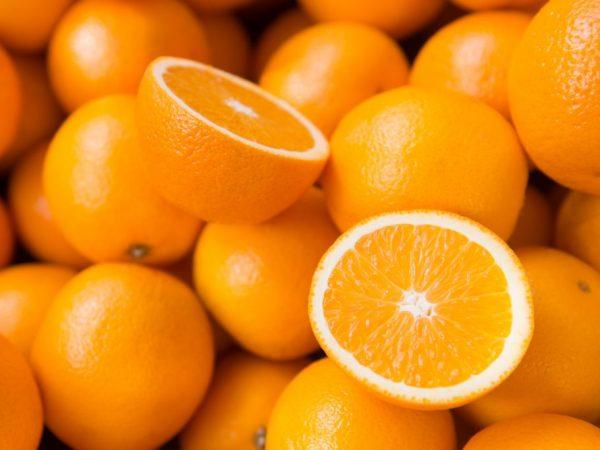 Апельсины употребляют с каждым приёмом пищи