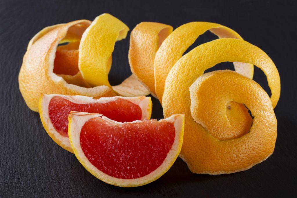 Грейпфрут похудение шкурка