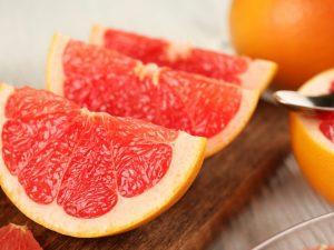 Состав и калорийность грейпфрутов