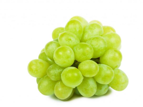 Виноград подходит для диетического питания