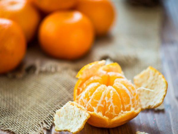 Отличия мандарина от клементина