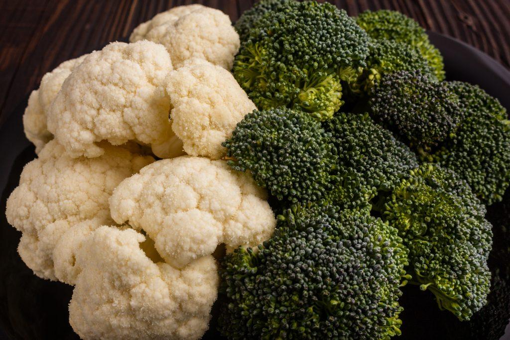 Брокколи и цветная капуста (16 фото): чем отличаются овощи, что лучше и вкуснее