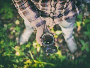 GPS навигатор для грибников
