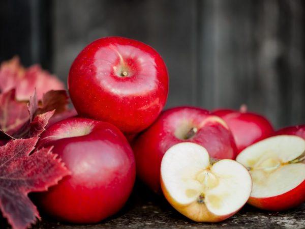 Плоды долго хранятся в свежем виде