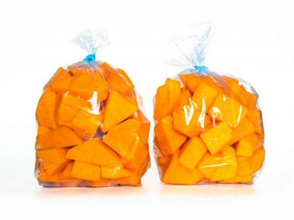 Замороженные овощи желательно употребить в течении полугода