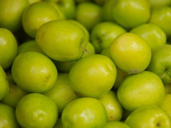 Плоды обладают хорошей лежкостью