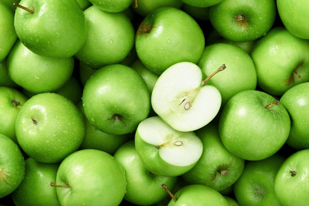 Картинка яблоко ягода