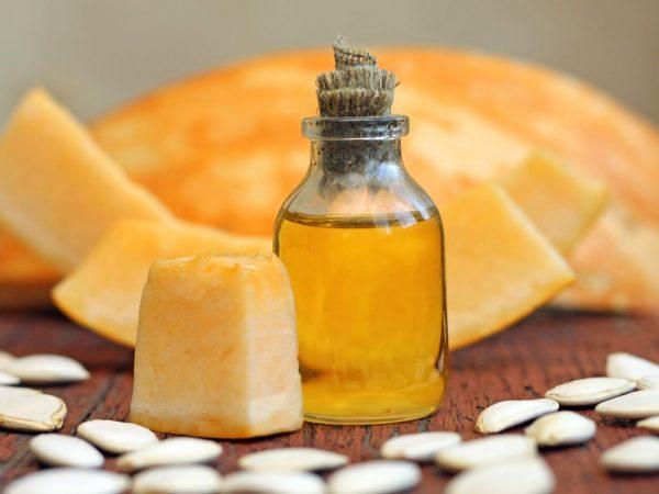 Тыквенное масло поможет при запорах