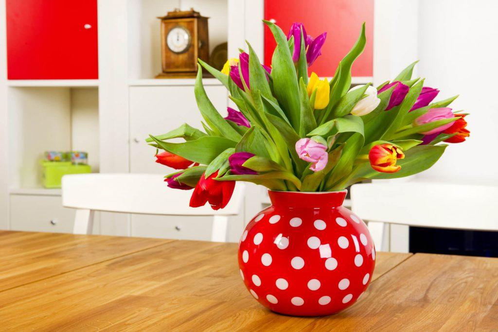 Как сохранить тюльпаны свежими
